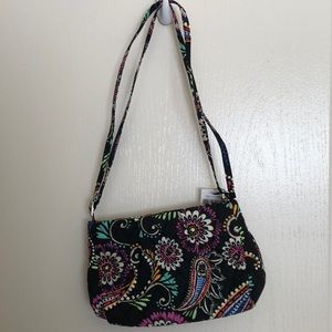 Vera Bradley Alex Crossbody and change wallet